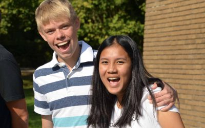 Billeder fra Efterskolernes Dag