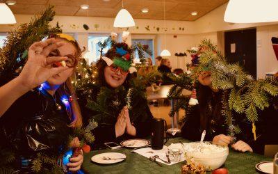 Jul på Tommerup Efterskole